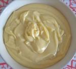 crema pasticciera con salsina rossa